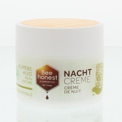 Traay Bee Honest Nachtcreme gelee royale (50 ml)