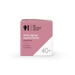 Dr Vd Hoog Anti aging nachtcreme 40+ (50 ml)