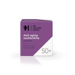 Dr Vd Hoog Anti aging nachtcreme 50+ (50 ml)