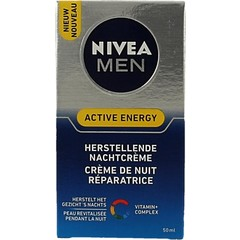Nivea Men active energy nachtcreme (50 ml)