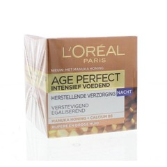 Loreal Age perfect manuka nachtcreme (50 ml)