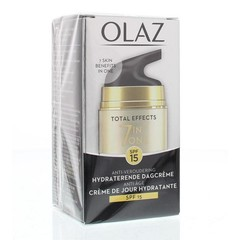 Olaz Total effects 7 in 1 dagcreme SPF15 (50 ml)