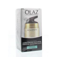 Olaz Total effects 7 in 1 dagcreme parfumvrij (50 ml)