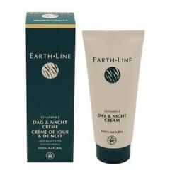 Earth-Line Vitamine E dag en nachtcreme (100 ml)