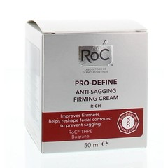 ROC Pro define rich anti sagging firming cream (50 ml)