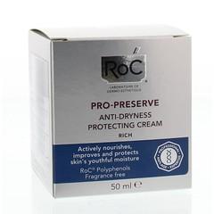 ROC Pro preserve rich anti dryness protect cream (50 ml)