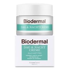 Biodermal Dag en nachtcreme (50 ml)