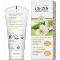 Lavera Balancing cream mattifying green tea F-D (50 ml)