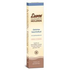 Luvos Dagcreme gekleurd licht (50 ml)
