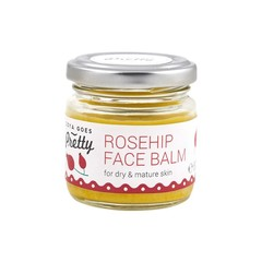 Zoya Goes Pretty Face balm rosehip glazen potje (60 gram)