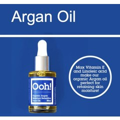Ooh! Argan face oil vegan (30 ml)