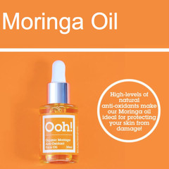 Ooh! Moringa face oil vegan (30 ml)