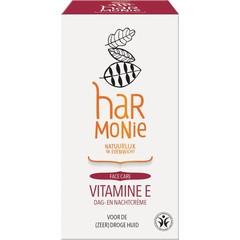Harmonie Vitamine E creme dag/nacht (50 ml)