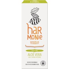 Harmonie Aloe vera dag/nacht creme (15 ml)