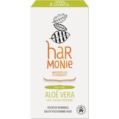 Harmonie Aloe vera dag/nacht creme (50 ml)