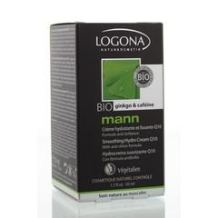 Logona Mann verzorgende hydrocreme Q10 (50 ml)