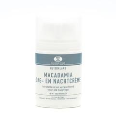 Pigge Huidbalans dag en nachtcreme macadamia (50 ml)