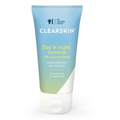 Dr Vd Hoog Clearskin day & night control (50 ml)