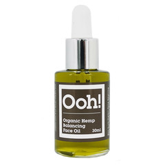 Ooh! Hennep face oil vegan (30 ml)