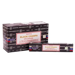 Nag Champa Wierook satya black champa (15 gram)