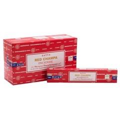 Nag Champa Wierook satya red champa (15 gram)