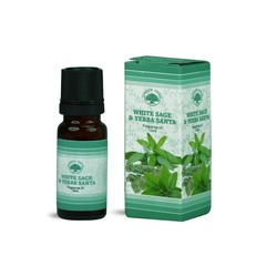 Green Tree Geurolie white sage & yerba santa (10 ml)