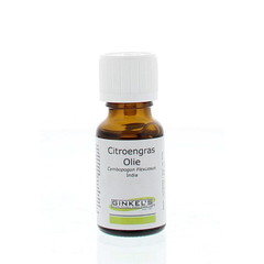 Ginkel's Citroengras olie (15 ml)