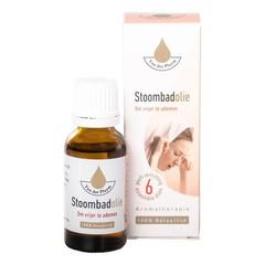 Van Der Pluym Stoombadolie (20 ml)