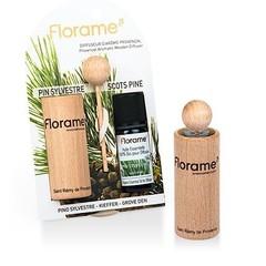 Florame Verstuiver + grove den etherische olie eko (1 set)