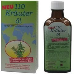 Natures House 110 Kruidenolie (100 ml)