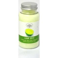 Green Tree Aromabrander zeezout lime zest (180 gram)