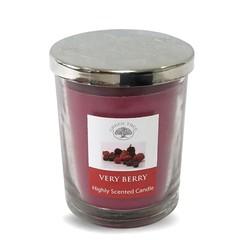 Green Tree Geurkaars verry berry (200 gram)