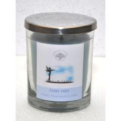 Green Tree Geurkaars fairy mist glas (200 gram)