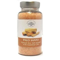 Green Tree Aromabrander zeezout palo santo (180 gram)