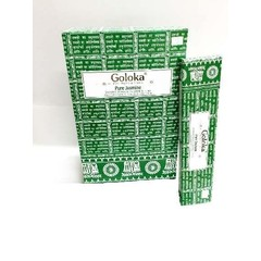 Goloka Wierook goloka pure jasmin (15 gram)