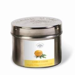 Green Tree Geurkaars citrus cedar (150 gram)