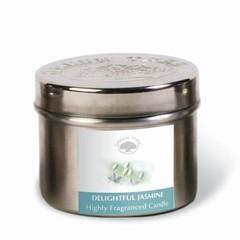 Green Tree Geurkaars delightful jasmine (150 gram)