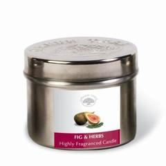Green Tree Geurkaars fig & herbs (150 gram)