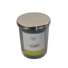 Green Tree Geurkaars delightful jasmine glas (200 gram)