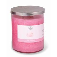 Green Tree Geurkaars rose vanilla (600 gram)