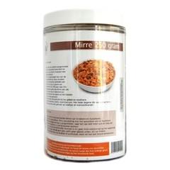 Green Tree Candle myrrh grains (250 gram)