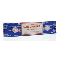 Nag Champa Wierook nag champa agarbatti (40 gram)