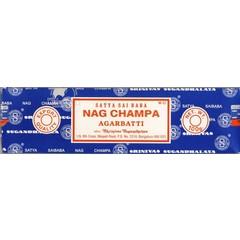 Nag Champa Wierook nag champa agarbatti (100 gram)