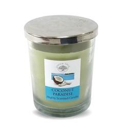 Green Tree Geurkaars coconut paradise (200 gram)