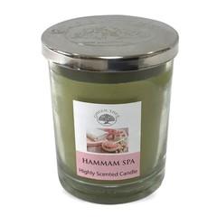 Green Tree Geurkaars hammam spa (200 gram)