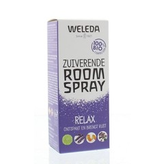 Weleda Zuiverende roomspray relax (50 ml)