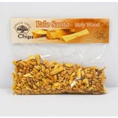 Green Tree Palo santo heilig hout chips (50 gram)