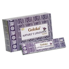 Goloka Wierook goloka natures lavender (15 gram)