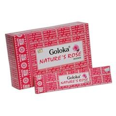 Goloka Wierook goloka natures rose (15 gram)