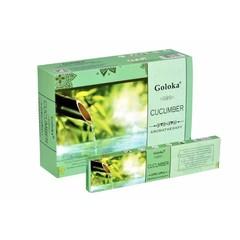 Goloka Wierook goloka aromatherapy cucumber (15 gram)